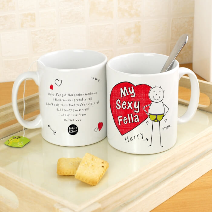 Personalised Mug - Novelty Gift