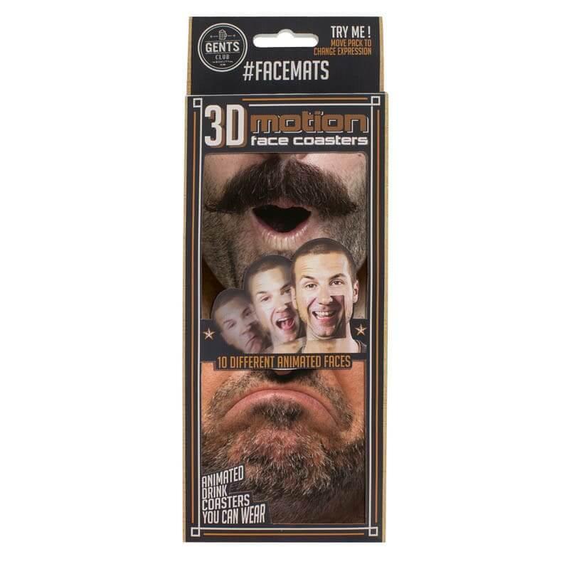3D Motion Face mats