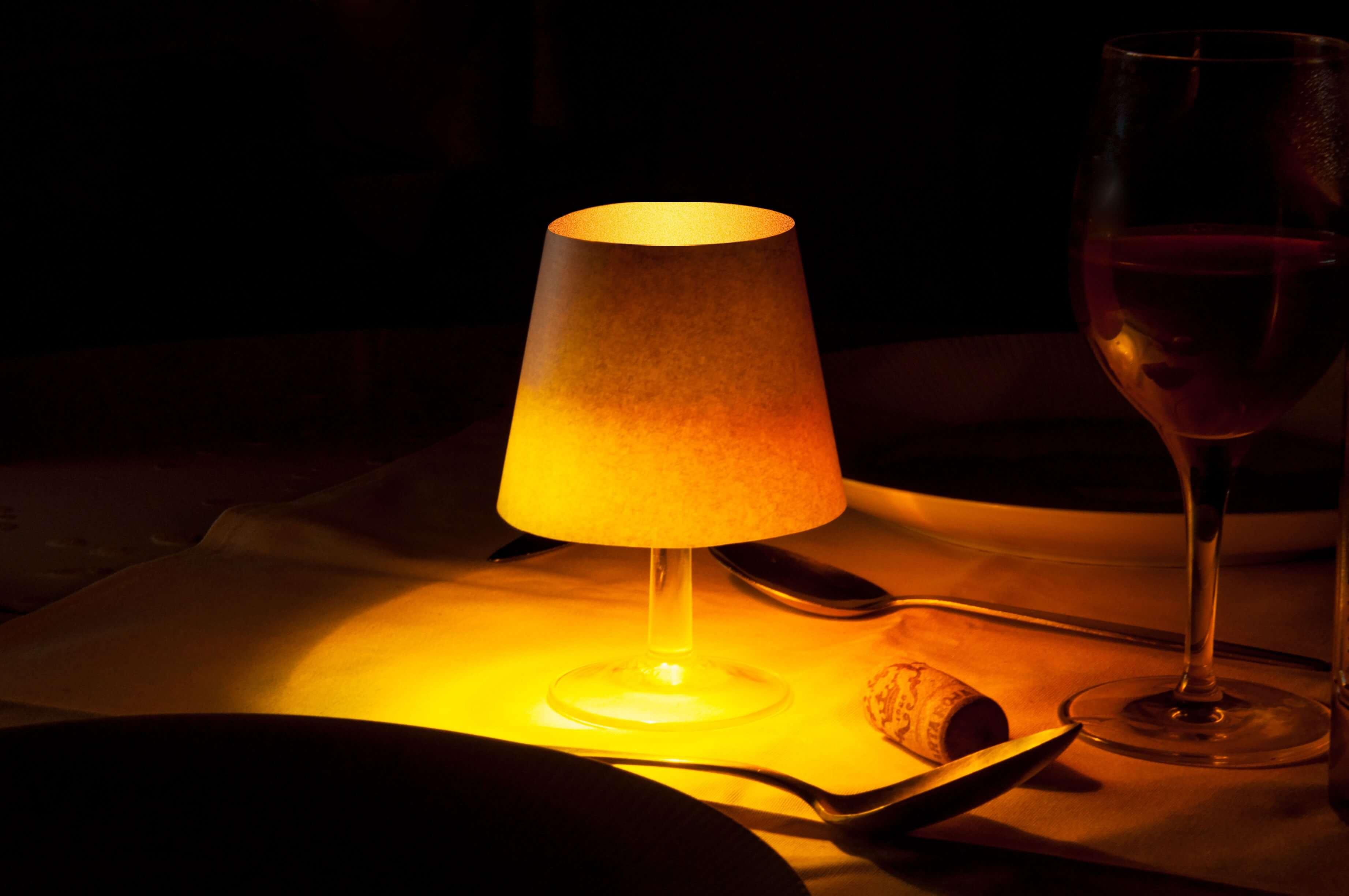 Floating Rechargable light lamp (1)