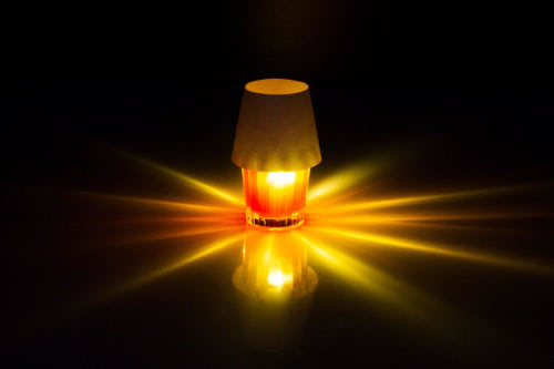 Floating Rechargable light lamp (2)