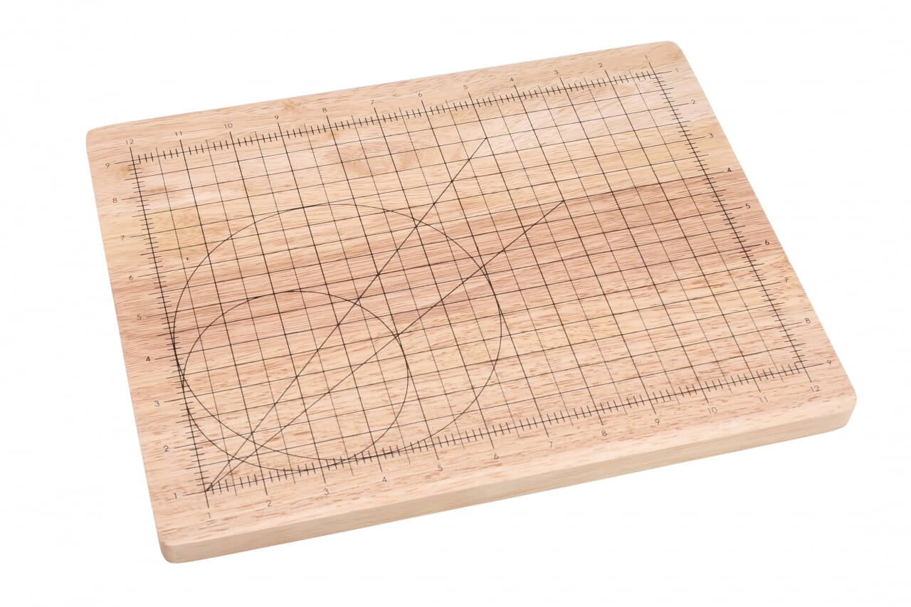 perfectionist chopping board
