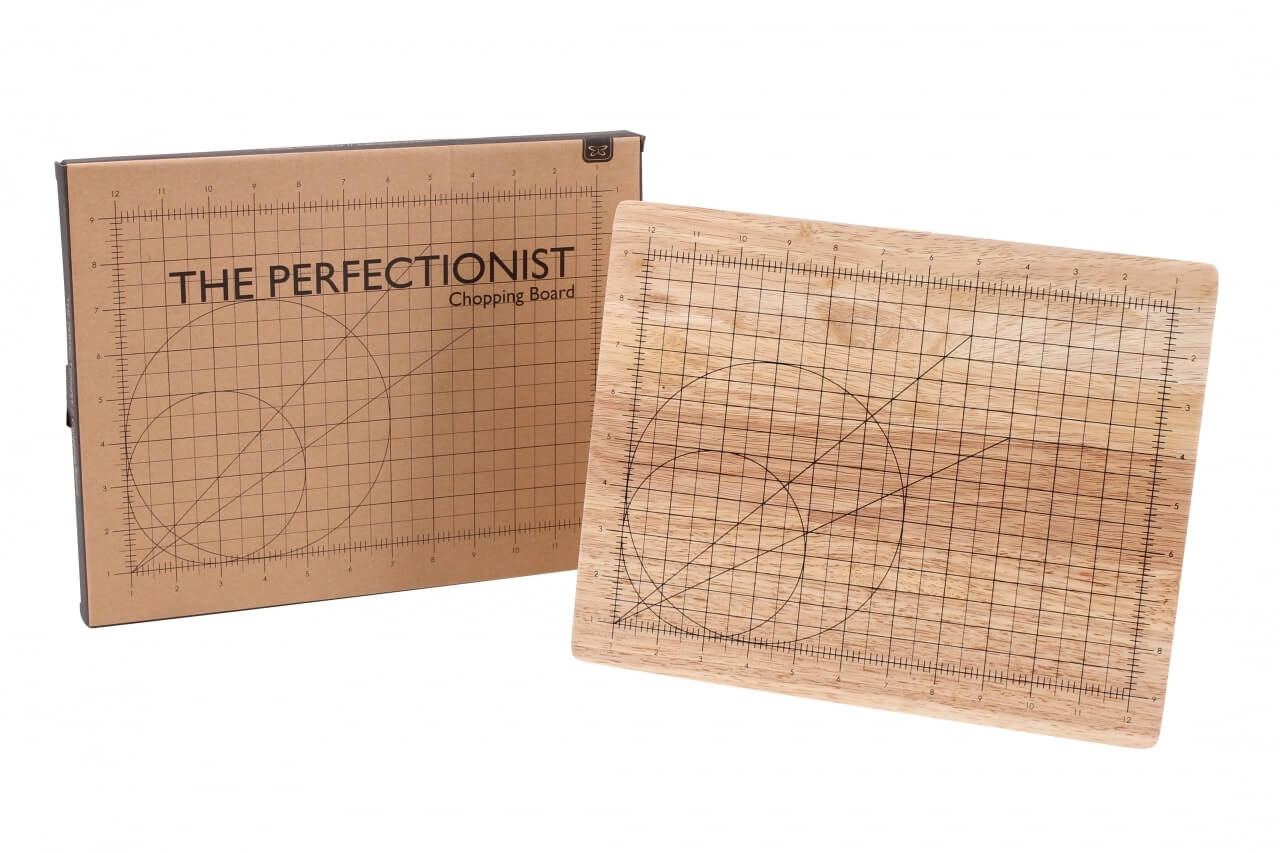 the perfectionist chopping board