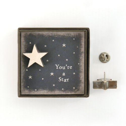 Lapel Pin Badge Your A Star