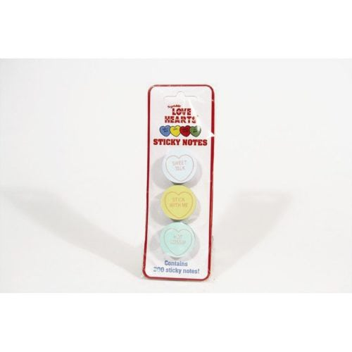 Retro-Pack-of-Small-LOVE-HEARTS-Sticky-Paper-Notes-Novelty-Valentines-Gift-Idea-390747012832-2