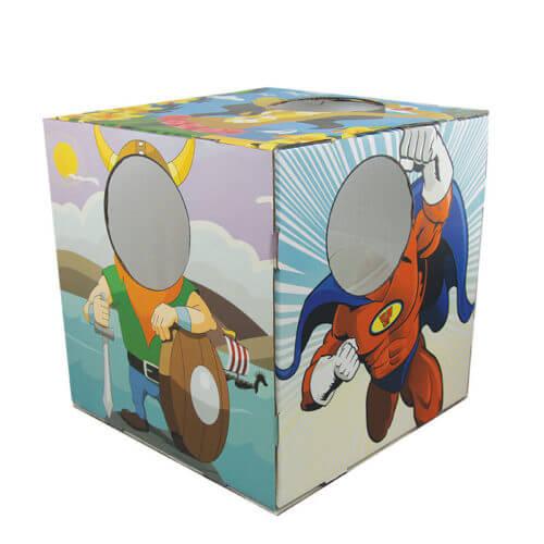 Animal-DogCat-Pet-Photobooth-Superhero-Novelty-Fun-Party-Costume-Frame-Gift-351710246055-3