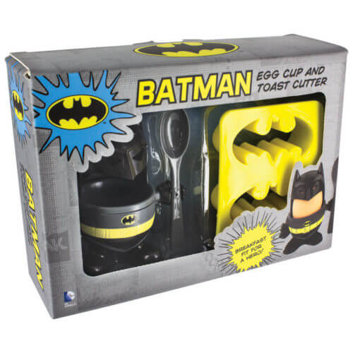 Batman-Egg-Cup-holder-Spoon-Shaped-Toast-Cutter-Boys-Novelty-Secret-Santa-391435472555-3