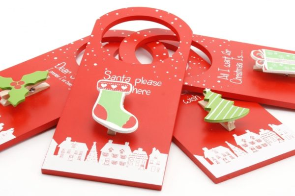 Christmas-Door-Hanger-Wooden-Peg-With-Slogans-Santa-Plaque-Sign-Decorations-391258072886