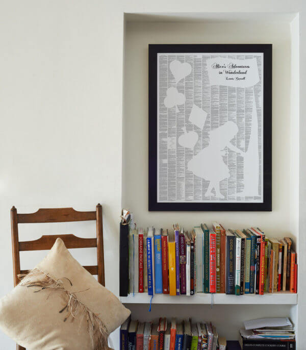 Childrens-Novel-Poster-Alice in Wonderland
