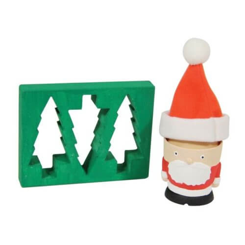 Santa-Claus-Egg-Cup-Holder-Christmas-Tree-Shape-Toast-Cutter-Novelty-Xmas-Gift-350940851847-2