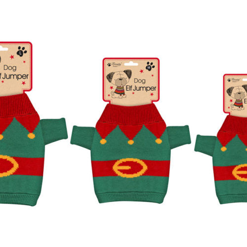 Variation-of-Christmas-Pet-Dog-Puppy-Outfit-Fancy-Dress-Knitted-Santa-Elf-Jumper-Costume-Sock-351542396749-b4ba